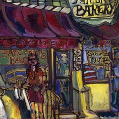 Sarcones Bakery, 9th Street. Italian Market Philadelphia