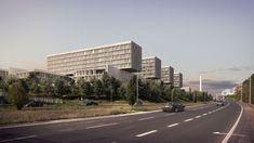 Souto de Moura . de Pineda . Hospital Todos os Santos . Lisboa  (2)
