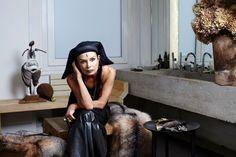 Editorial - Portrait - Michele Lamy | Danielle Levitt