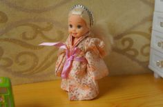 High Quality Handmade Nice Clothes for Barbie's Little PAL Kelly Dolls A1041   eBay