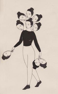 illustrations by Harriet Lee-Merrion