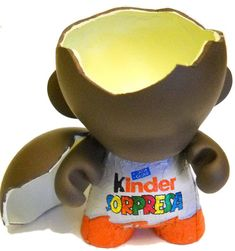 21b60869 Surprise! custom munny by Roberto Saragnese Vinyl Toys, Vinyl Art, Toy R,