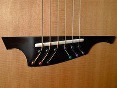 1997 Klein Guitars M-43 - Acoustic Guitar - Recherche Google