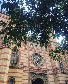 Sinagoga. Budapeste. Hungria.