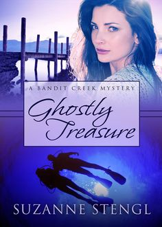 Free Book: Ghostly Treasure by Suzanne Stengl