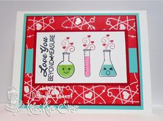 Love Chemistry from Kraftin Kimmie Stamps - Dec 2015
