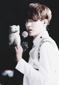 |EXO| Kris (Wu Yifan) lol~ duncha wanna be alpaca, so said the alpaca