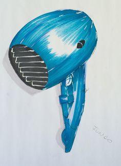 rendering secador de cabelo