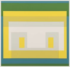 Artwork by Josef Albers, 127 Works: Formulation Articulation I & II (See Danilowitz Appendix C), Made of Screenprints in colours on 66 sheets of wove paper