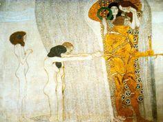 Gustav Klimt, The Beethoven Frieze- 1902