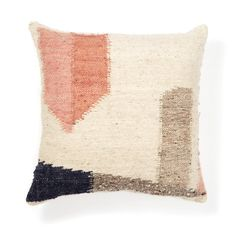 Wool & Cotton Formas II Pillow by MINNA from Hudson, NY