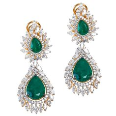Classic Green Drop Earrings  Product Code : ADERL1400025    Type : Green Hydro, Swarovski  Color : Green  #SilverEarringsOnlineShopping  #SilverEarringsOnlineIndia  #SilverEarringsIndia    #SilverEarringsOnline  #BuySilverEarringsOnline  #SilverEarringsForWomen  #SilverEarring #DesignerSilverEarrings  #BuySilverEarrings  #SilverEarrings  #Earrings