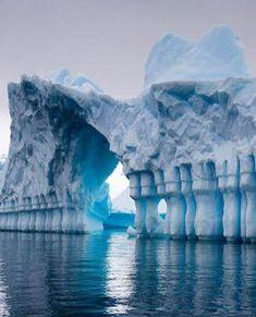 Absolutely Stunning Iceberg, Antarctica | HoHo Pics by Ashley Necole Kiser