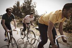 Tour De France - Spring/Summer 2012 collection