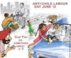 Anti Child Labour Day: Can You Do Something about it.