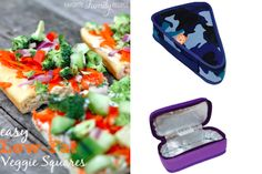 Veggie pizza and pizza boxes- 9 Healthy Lunch Trends for Kids, From Paleo to Pocket Pasta - ParentMap