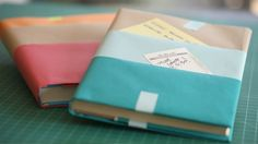 Find everything you need for this craft and more here:  ...  Get more KIN PARENTS tips & advice:  ...   A new school years means a whole new set of text books!  Extend the shelf life of your books with an attractive and u. How, Make,