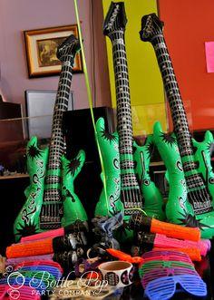 Shannanigans: Bottle Pop Parties: Punk Rock Baby
