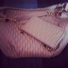 I love Oriflame and theONE♥ my lovely glamour bag and wallet