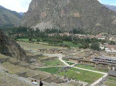 Sacred Valley of the Incas - before trek