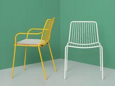 Nolita Chairs by Simone Mandelli & Antonio Pagliarulo for Pedrali