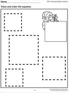 tracing shapes worksheets for preschoolers Car Pictures Shape Worksheets For Preschool, Shape Tracing Worksheets, Tracing Shapes, Preschool Writing, Numbers Preschool, Preschool Printables, Preschool Lessons, Kindergarten Worksheets, Preschool Activities