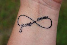 infinity tattoo   Tattoo Ideas 2015