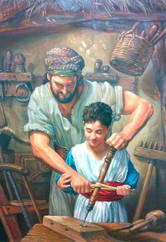 Joseph and Jesus www.Gods411.org
