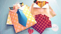 2 ideas fáciles y rápidas para el Día del Padre [DIY] :D Ideas Fáciles, Papi, Diy, Gift Wrapping, Tableware, Gifts, Frases, Gift Wrapping Paper, Dinnerware