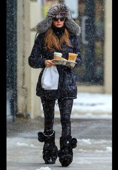Winter Olivia