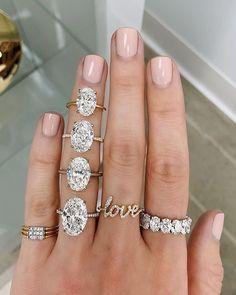 Morganite Engagement, Rose Gold Engagement Ring, Engagement Ring Settings, Vintage Engagement Rings, Celebrity Engagement Rings, Gold Diamond Wedding Band, Wedding Bands, Wedding Gold, Dream Wedding