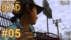 "The Walking Dead Season 2: Episode 3 ""In Harm's Way"" Walkthrough Part 5 - The Fall of A Leader"