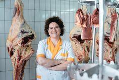 The Butcher Girl: Ursula Sedlymayr