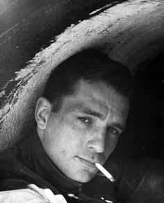 """theimpossiblecool:  """"Because in the end, you won't remember the time you spent working in the office or mowing your lawn. Climb that goddamn mountain."""" Jack Kerouac."""