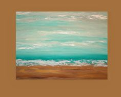 Painting Acrylic Abstract Art on Canvas Titled by OraBirenbaumArt, $385.00