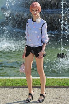 chanel at versailles (Studded Hearts)