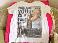 Boys NEXT London & Hamster T-Shirt Age 4 VGC | eBay
