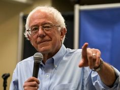 """I love this guy! Bernie Sanders introduces """"Keep it in the Ground Act"""""""