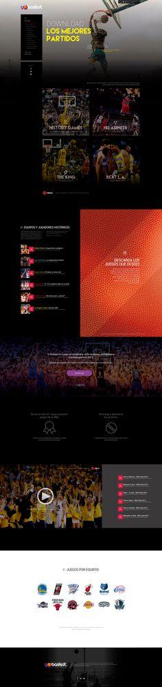 Yo Basket - Web Design #WebDesign #Inspiration #WebSite #UX #FrontEnd Web Design, Basket, Website, Inspiration, Product Development, Biblical Inspiration, Design Web, Website Designs, Inspirational
