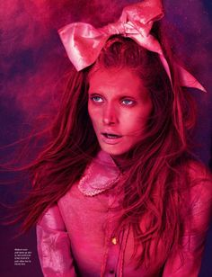 'Fawnicate' by Mert & Marcus for Love No.8 F.W 2012