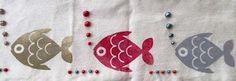 GoniDecor, Decopointer und EasyStamps auf Stoff Alexander Mcqueen Scarf, Decorating, Ideas