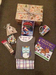 Christmas eve box idea