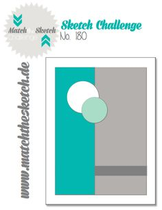 Willkommen zu Sketch Nr. 180 bei Match the Sketch! Ihr habt bis Dienstag, 20 Uhr (MEZ) Zeit um an der Challenge teilzunehmen. Welcome ...