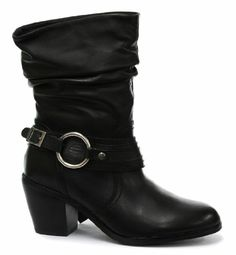 Cool Harley Davidson Solstice Womens Slouch Biker Boots