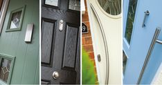 What is a Composite Door?  Over the recent years Composite Doors have become extremely popular as the new front doors. Throughout this article we will take a look at the benefits of composite doors not forgetting the benefits they bring. We will also discover why most Peterborough homeowners prefer the composite doors over any other