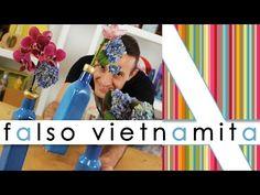 """""""RECICLAGEM DE GARRAFAS / FALSO VIETNAMITA"""" - YouTube"""