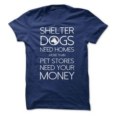 Shelter Dogs