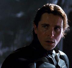 Christian Bale as Bruce Wayne/Batman (The Dark Knight Rises)