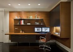 Modern Home Office Photos Design, Pictures, Remodel, Decor and Ideas - page 3