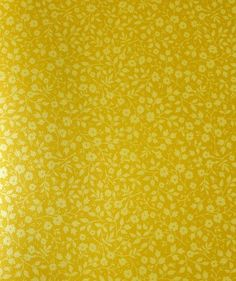 Pip studio Lovely Branches yellow Wallpaper Love Vintage Craft